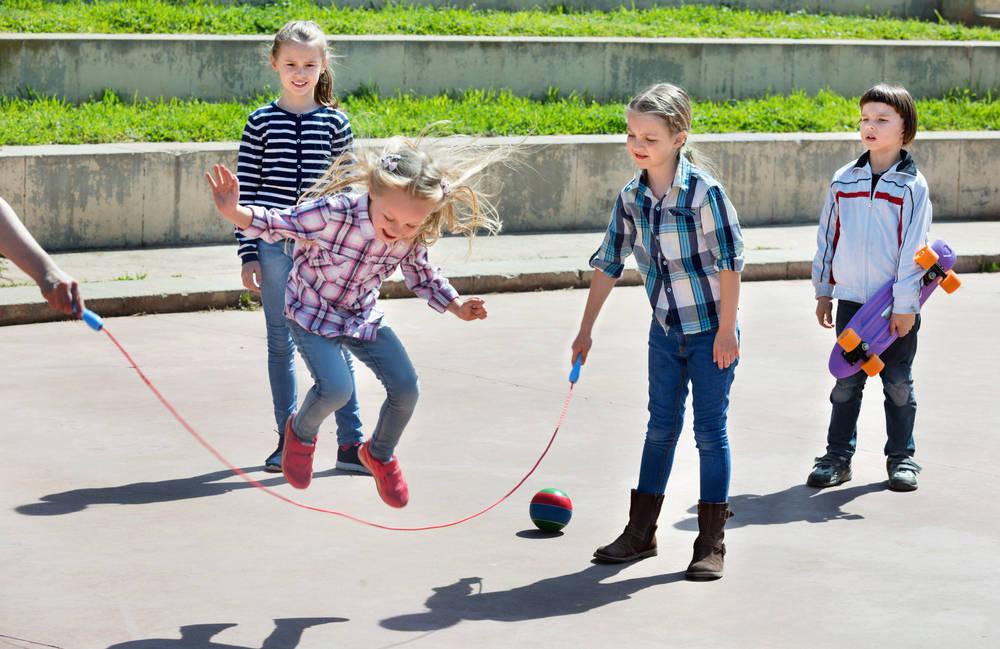 El juego infantil que genera energía