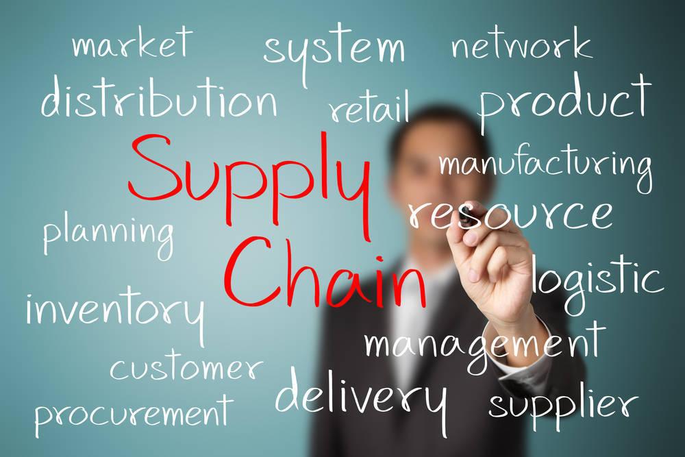 La logística y la cadena de suministro para empresas de electricidad
