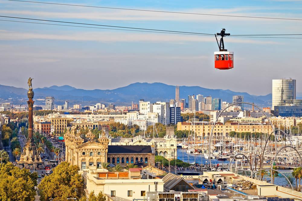 El sector servicios como base que sostiene a Barcelona