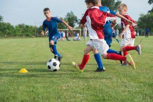 El equipamiento para jugar al fútbol hoy en día