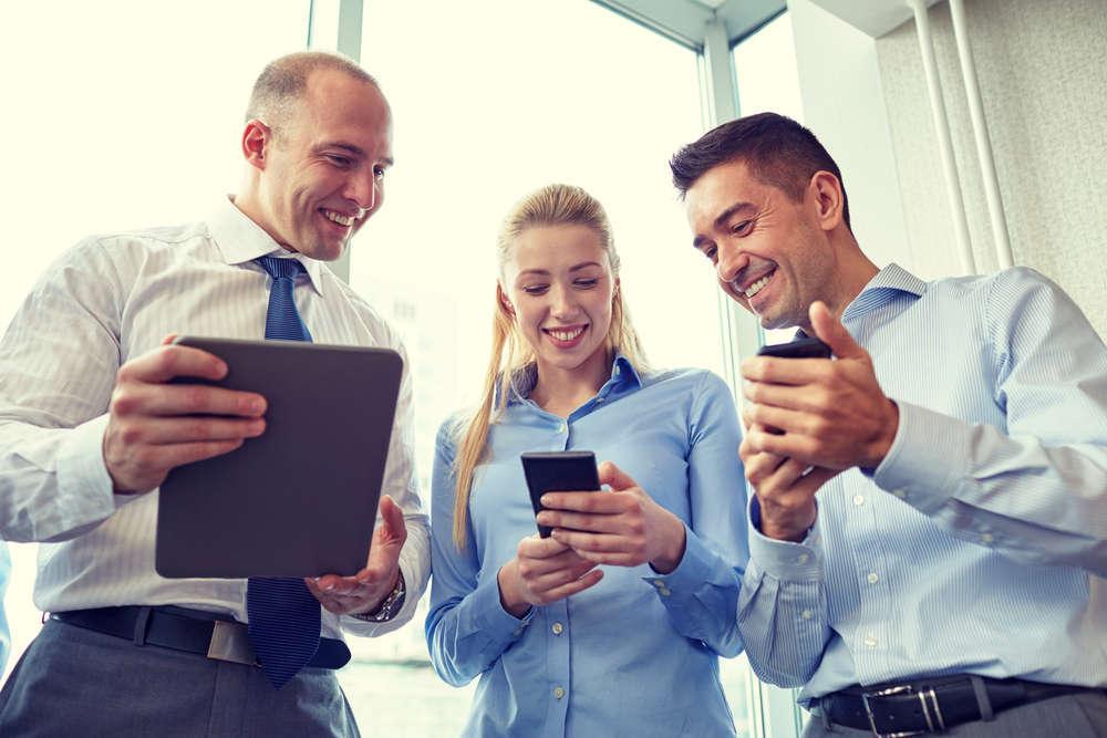 Un smartphone para cada negocio