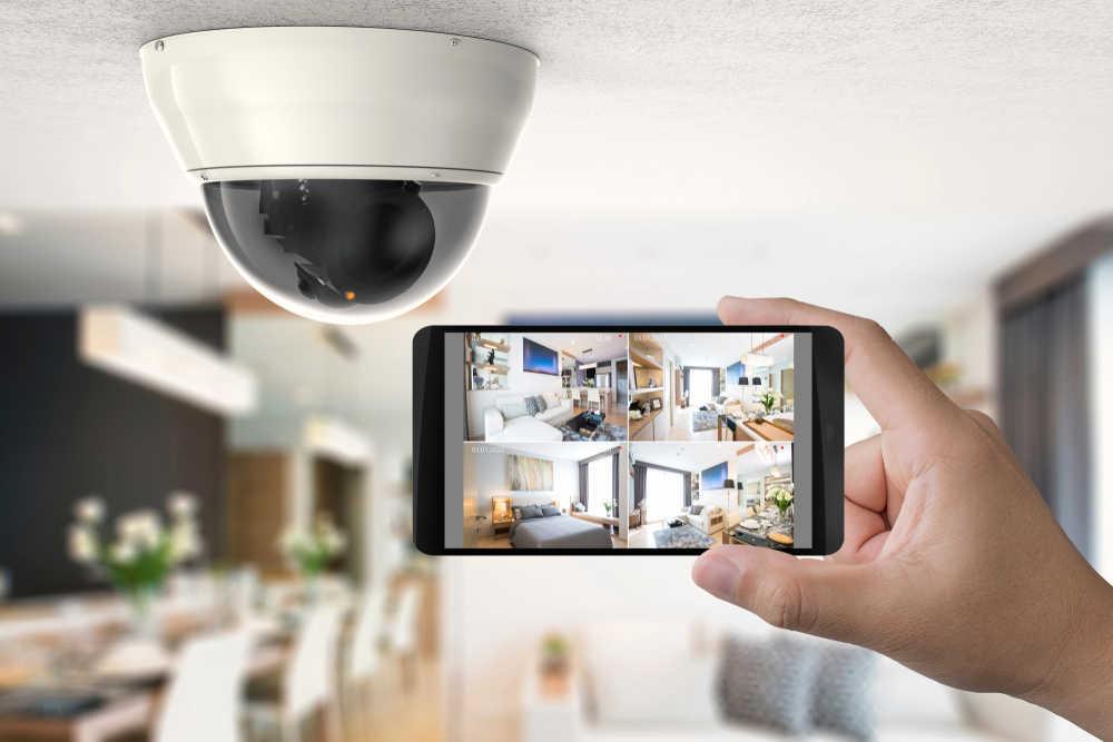Dónde y cómo colocar las cámaras de vigilancia en tu casa
